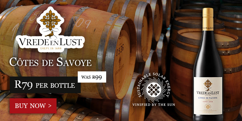 Exclusive offers from Vrede and Lust Wines photo