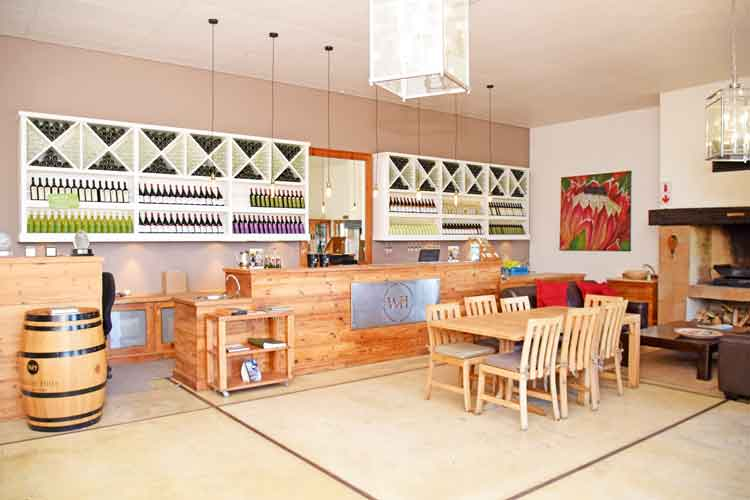 Waverley Hills: Organic wines, beautiful gardens and good food photo