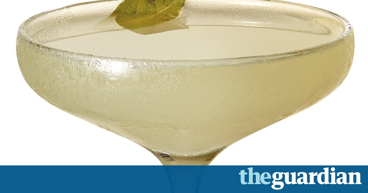 Cocktail of the week: Mumbai martini – recipe photo