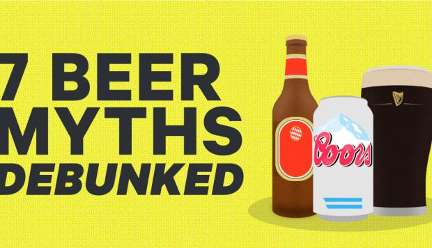 The biggest beer myths debunked photo