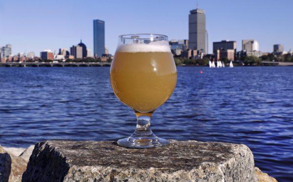 Strange brews: Making beer with Boston river water photo