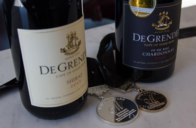 De Grendel Brings Home Three Big Wins in the Michelangelo International Wine and Spirits Awards photo