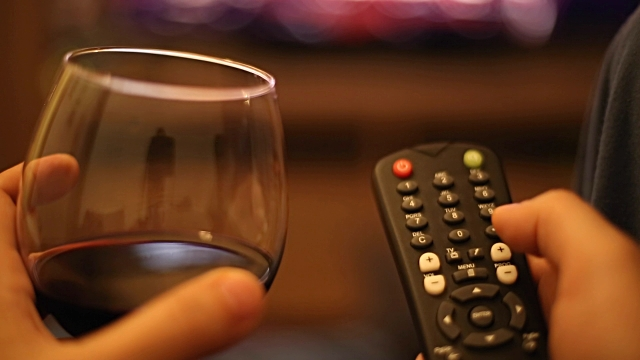Movies On Netflix That Go Perfectly With Wine photo