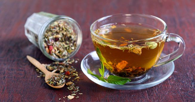 Sip These Teas to Soothe Your Stomach, Lose Weight, and Get Clear Skin photo