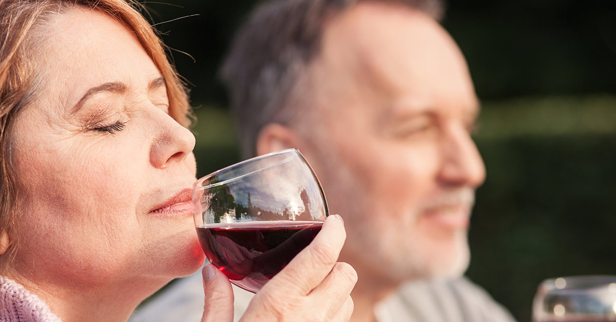 Smelling Lots Of Wine Makes Your Brain Alzheimer's Resistant photo