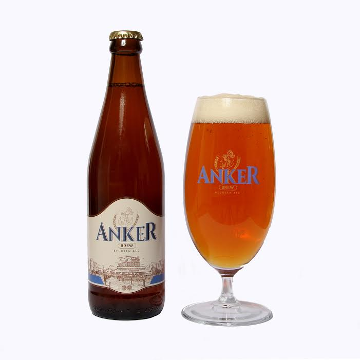 Waterfront institution, Den Anker, release their first bottled beer, Anker Brew photo