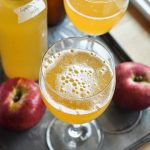 How to make your own sparkling cider at home with only two ingredients photo