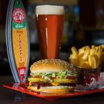Craft Brewery Introduces Burger Flavoured Beer photo