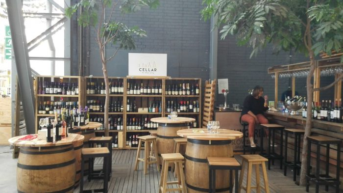 cellarinthecity