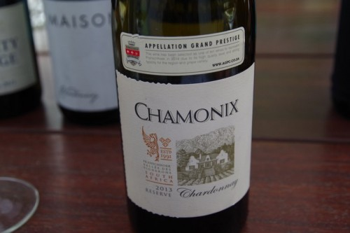 AGP adds further credibility to Wines of Origin Franschhoek photo
