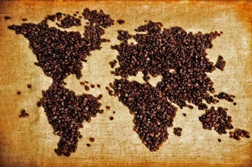 coffee map1 e1475136673603 10 Facts About Coffee That Will Blow Your Mind