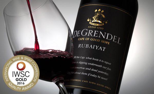 De Grendel Scoops 8 Awards at the International Wine and Spirit Awards 2016 photo