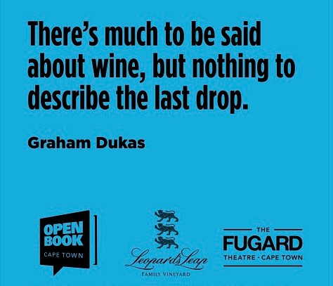 Leopard`s Leap and Open Book announce winner of Words and Wine Competition photo