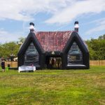 This Inflatable Irish Pub Turns Your Backyard Into a Bar photo