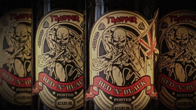 IRON MAIDEN`s Limited Addition Beer Goes On Sale photo