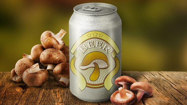 What is mushroom beer and how do you brew it? photo