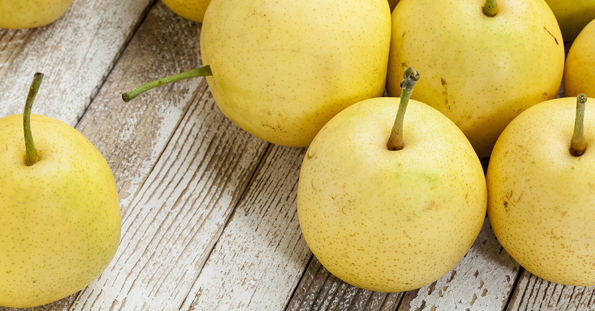 Prevent a Hangover? Eat Pears photo
