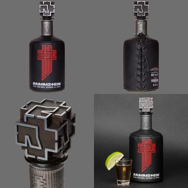 Industrial Metal Rockers Rammstein release their own Tequila photo