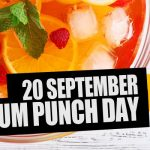 10 Rum Punch Cocktails to celebrate Rum Punch Day, cause we love saying Rum Punch. Rum Punch photo