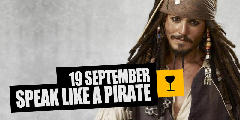 Everything You Need To Speak Like A Pirate photo