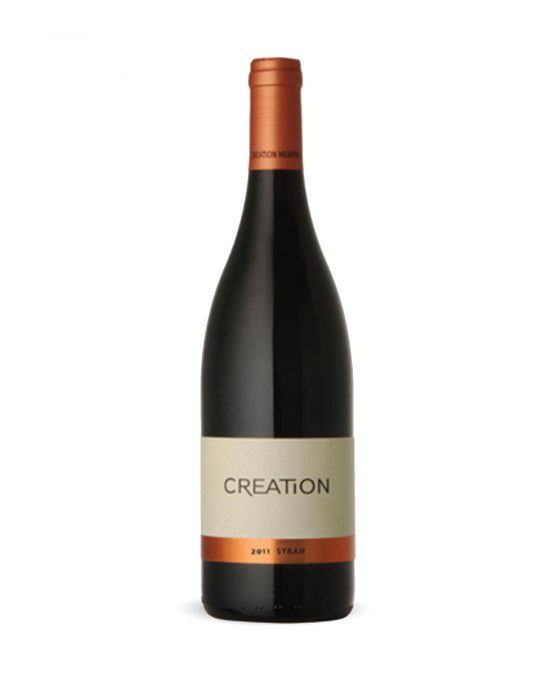 Long awaited single-site Creation Syrah 2015 is ready for release photo