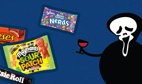 The Ultimate Guide To Pairing Wine with Halloween Candy photo
