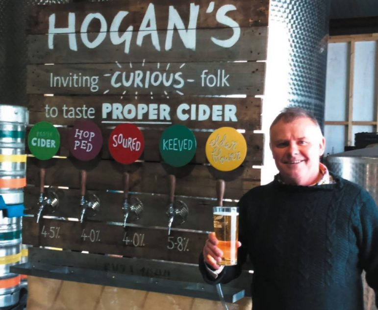 Hogan?s Cider In Alcester Continuing To Taste Success photo
