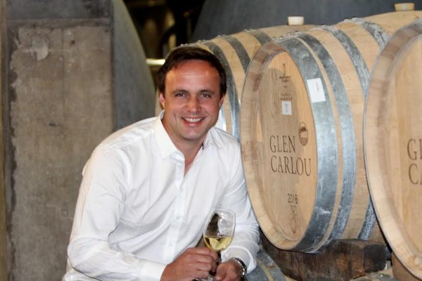 Johnnie Calitz Takes on Winemaker Role at Glen Carlou photo