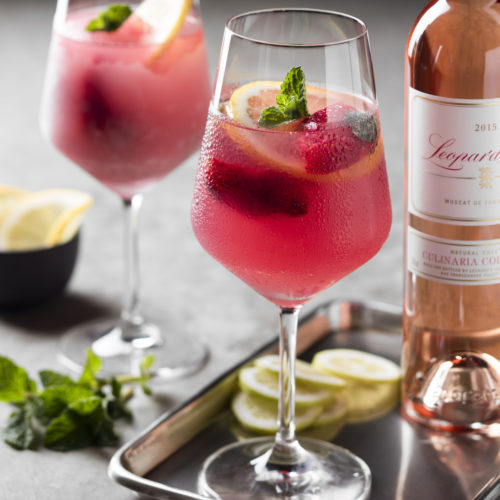 Spring Special Wine Cocktail photo