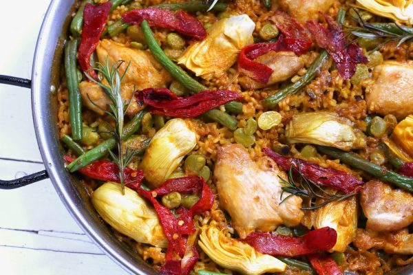 Paella 1 e1477395951296 The Best Wines to Pair with Paella