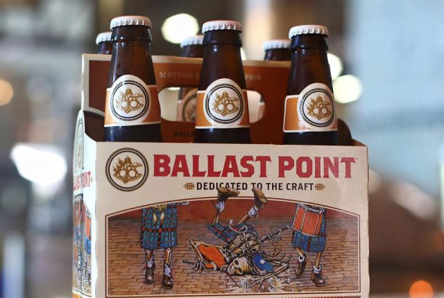 Ballast Point's Pumpkin Down Is Lv's October 2016 Brew Of The Month photo
