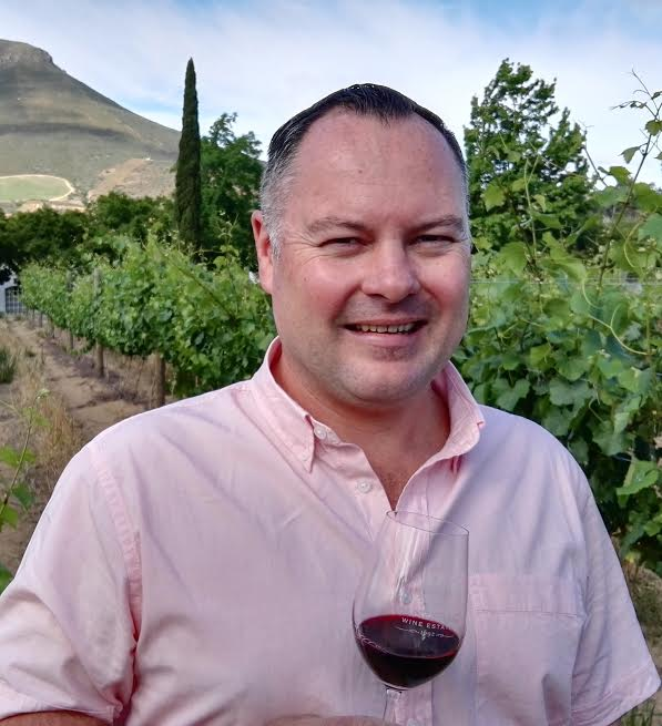 Lanzerac Wine Estate welcomes General Manager, Barend Barnard photo
