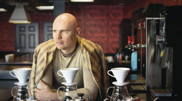 Billy Corgan from the Smashing Pumpkins Tea Shop is for Hardcore Tea Addicts photo