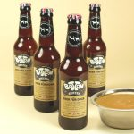Bottom Sniffer non-alcoholic beer for dogs makes their bums smell better photo