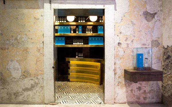 Inside the World's Smallest Tequila Bar photo
