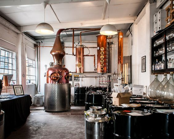 How Small Distilleries Are Adapting During COVID-19 photo