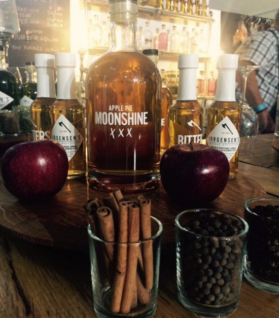 Discovering Fresh, New and Handmade Contemporary Drinks photo