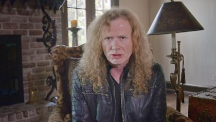 Dave Mustaine Says Megadeth Beer Has Been 'a Huge Smash' photo