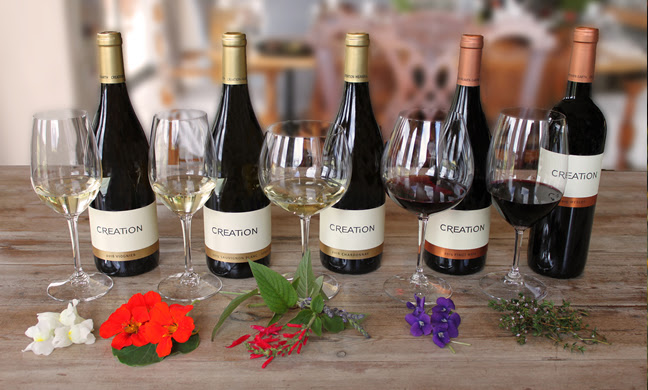 Wine and Flower Pairing is a Beautiful Affair photo