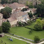 Brad Pitt and Angelina Jolie`s Wine Estate in France goes up for sale photo