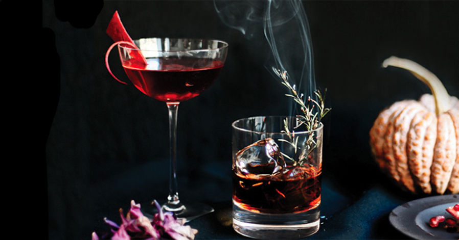 6 Beautiful Halloween Cocktails You'll Actually Want to Drink photo