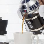 This R2-D2 Coffee Press Is the Force Behind Your Morning Jolt photo