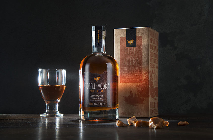 An Interview Kin Vodka, A Toffee-tinged Taste Of Innovation photo