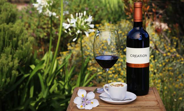 Merlot Magic at Creation Wines photo