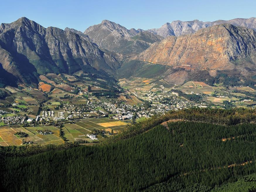 Franschhoek adds adventure tourism to its repertoire photo