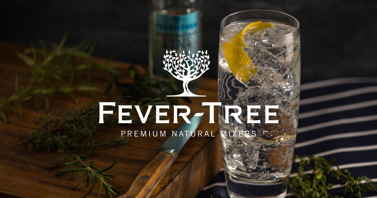 Fever-Tree Premium Natural Mixers photo