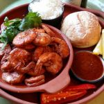 Peri-Peri Prawns and Sauvignon Blanc photo