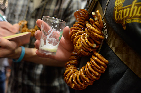5 Things You Should Never Do At A Beer Festival photo