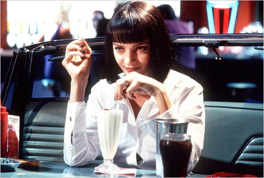 How to make the Milkshake from Pulp Fiction photo