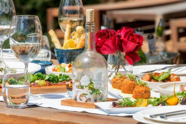 Summer inspired menu at the Terra del Capo Antipasti Bar photo